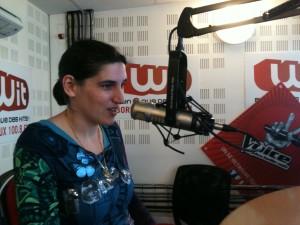 Drôle de Plume sur Wit FM