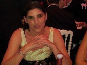 Votre rédactrice web à la soirée des étoiles du commerce de Bordeaux