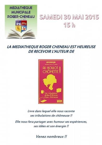 médiathèque Roger Chéneau