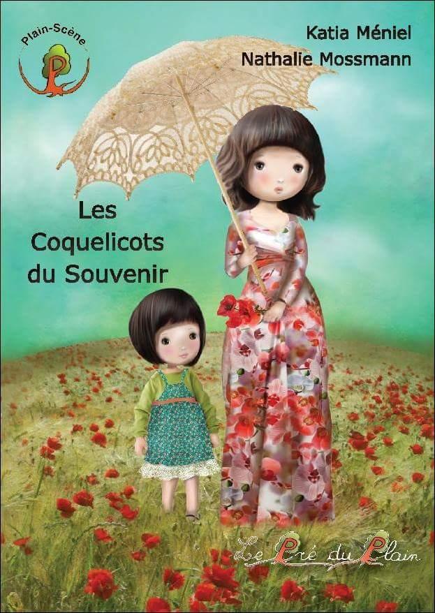 livre Katia Méniel