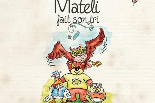 Histoire pour enfant : Matéli fait son tri
