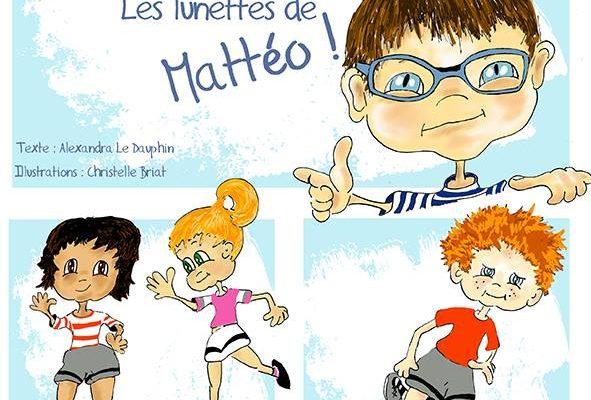 Les lunettes de Mattéo